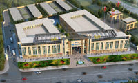 察哈尔农贸中心