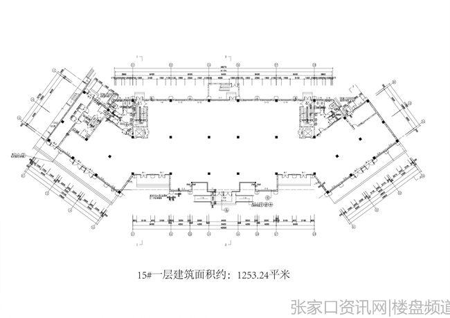 凤凰城.御府商业图(一层)