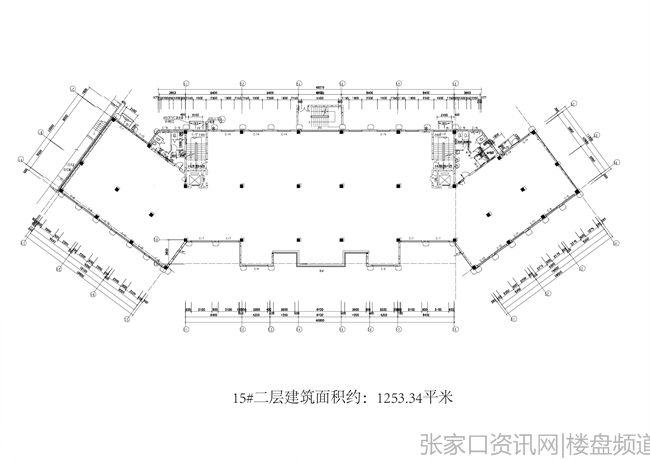 凤凰城御府商业图(二层)