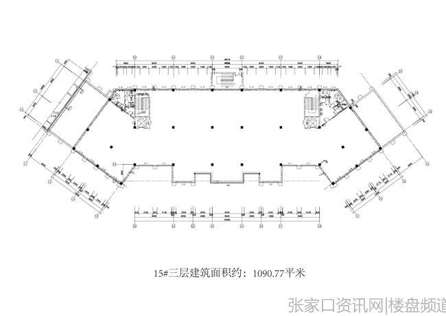 凤凰城御府商业图(三层)
