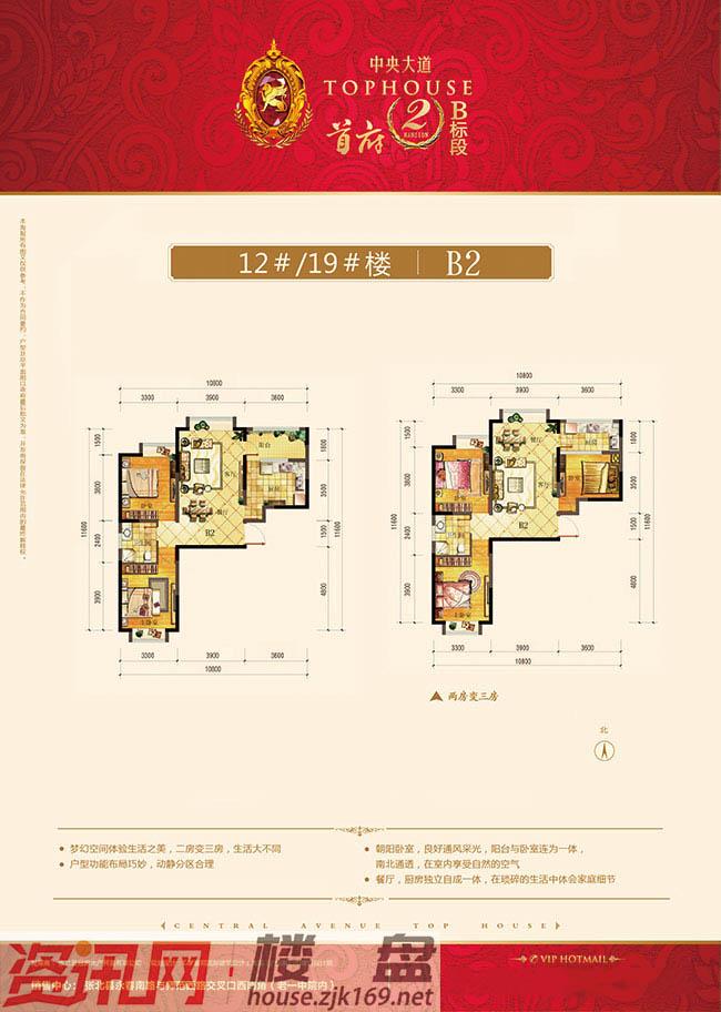 12#19# B2户型
