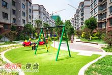 儿童活动区域实拍图